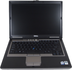 Dell Latitude D630 (Front Open)