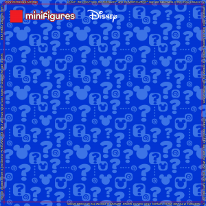 LEGO<sup>®</sup> Minifigures Disney Series