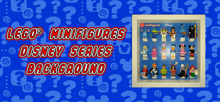 LEGO Minifigures Disney Series