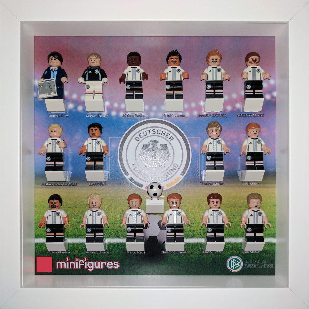 LEGO Minifigures DFB German Football Team