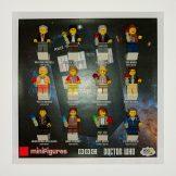 Doctor Who LEGO<sup>®</sup> Minifigures
