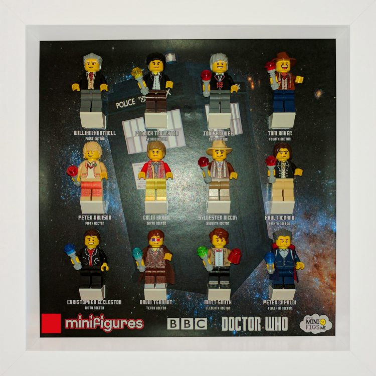 Doctor Who LEGO<sup>®</sup> Minifigures