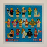 LEGO<sup>®</sup> Minifigures Series 17