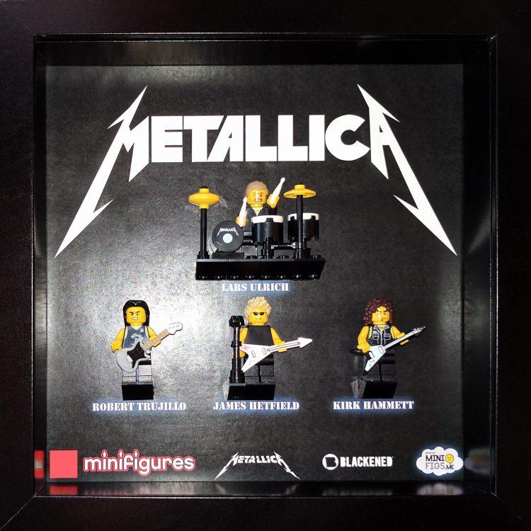 Metallica LEGO<sup>®</sup> Minifigures