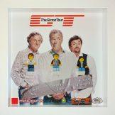 The Grand Tour LEGO<sup>®</sup> Minifigures