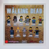 The Walking Dead LEGO<sup>®</sup> Minifigures