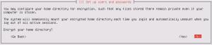 Ubuntu Server Install: Set up users and passwords