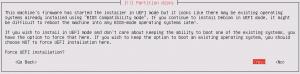 Ubuntu Server Install: Partition disks