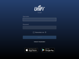 UniFi Sign In