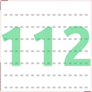 IKEA® RIBBA 50 Minifigures Template 16×7 112