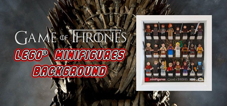 Game of Thrones<sup>®</sup> LEGO<sup>®</sup> Minifigures Background