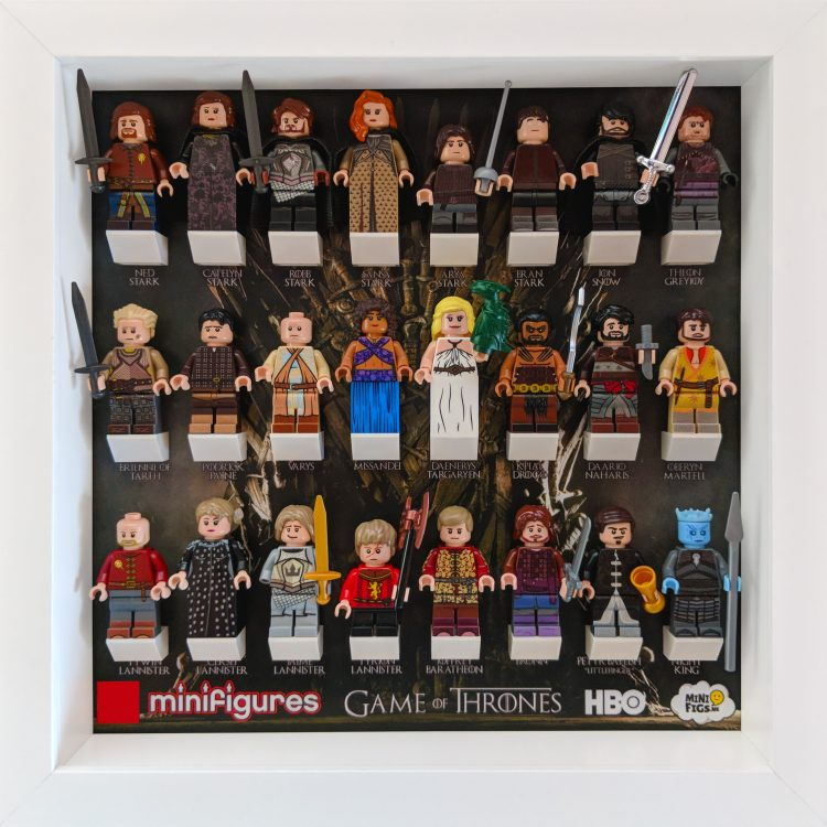 Game of Thrones LEGO<sup>®</sup> Minifigures