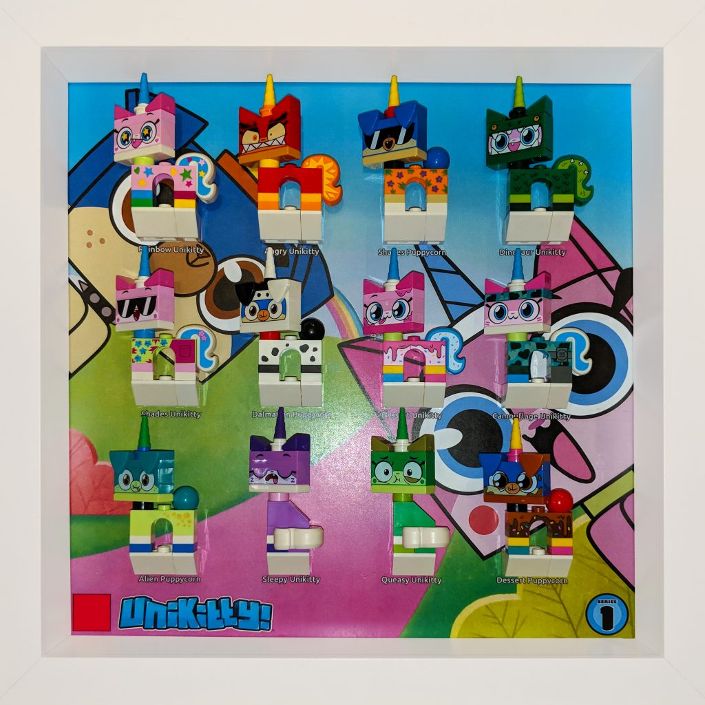 LEGO<sup>®</sup> Unikitty™! Collectibles Series 1