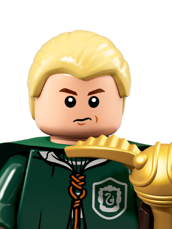 Draco Malfoy™ in Quidditch Robes