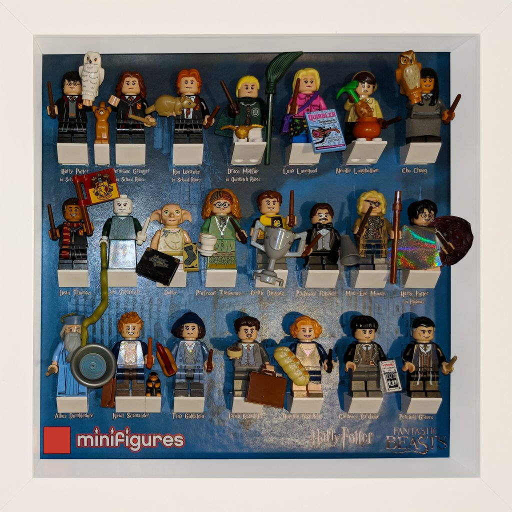 LEGO<sup>®</sup> Minifigures Harry Potter and Fantastic Beasts