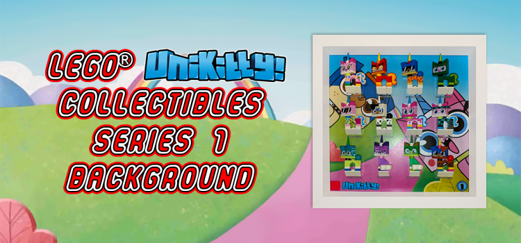 LEGO® Unikitty!™ Collectibles Series 1 Background