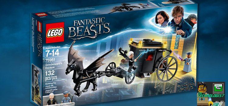 LEGO® Fantastic Beasts™ 75951 Grindelwald's Escape