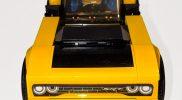LEGO Speed Champions 75893 2018 Dodge Challenger SRT Demon (Front)